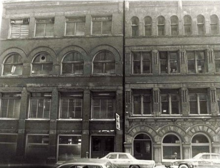 Barclay, Clark and Company Building