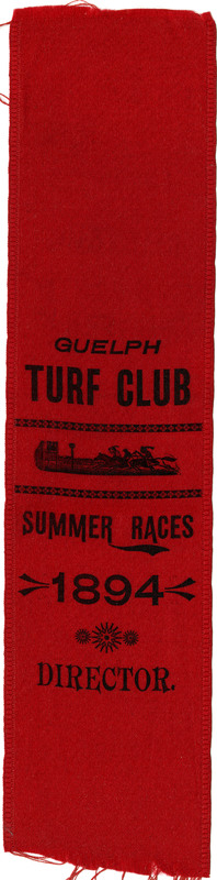 Guelph Turf Club Front
