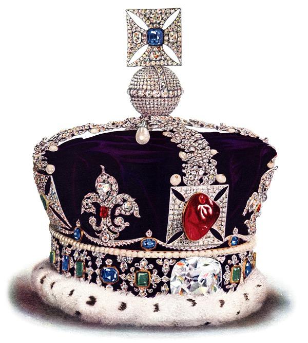 Queens Crown of England