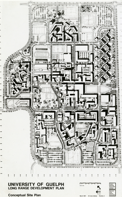 Master Plan Amendment (1967)
