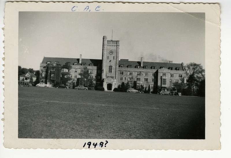Johnston Hall, ca. 1949