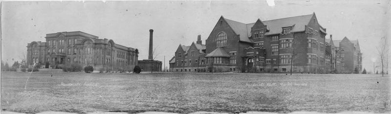 Macdonald Hall and Macdonald Institute