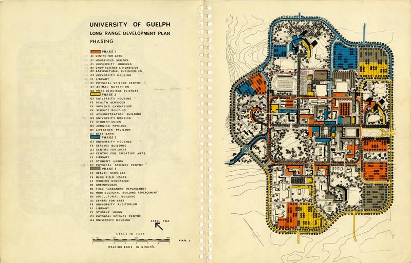 Project Planning Associates Ltd., Conceptual Site Plan, Long Range Development Plan (1967)