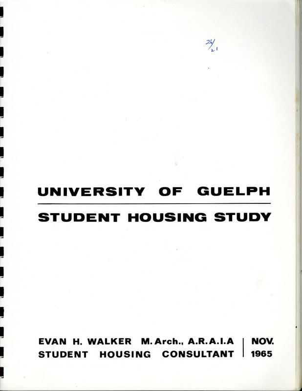 Student Housing Report