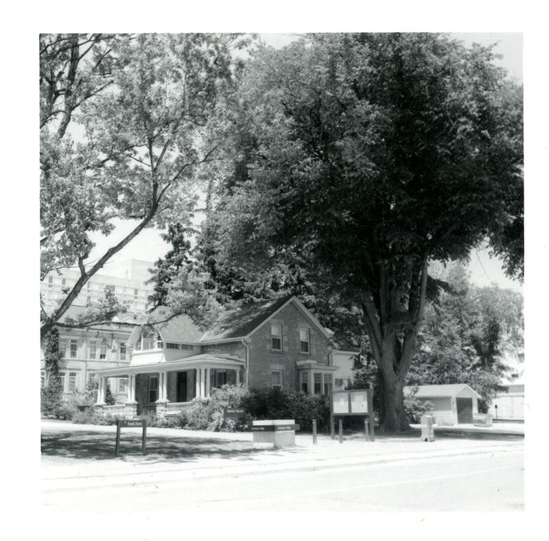 Raithby House, ca. 1970