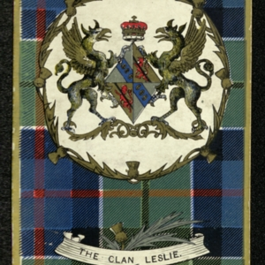 XS1 MS A318 leslie postcard arms over tartan-001.jpg