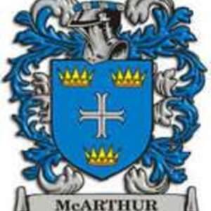 MacArthur Family Crest