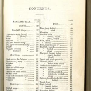 Common Sense Recipe Book
