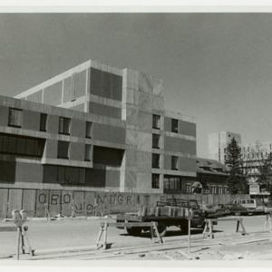 University Centre, under construction