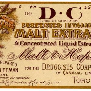 Perfected Invalids Malt Extract
