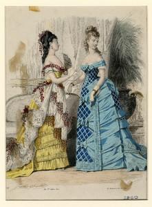 Frank Leslie's Lady's Magazine and Gazette of Fashion