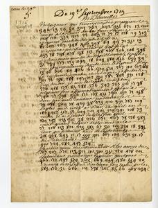 Jacobite Intelligence Letter