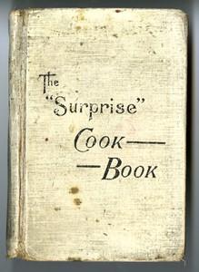 Surprise Cook Book
