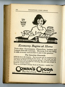 Woodstock Cook Book