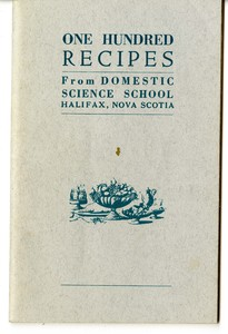 Tried Recipes from Domestic Science School
